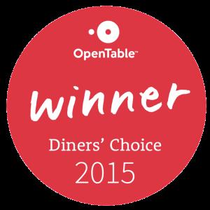OpenTable winner